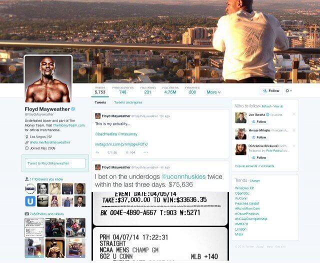 Social media twitter redesign looks like Facebook