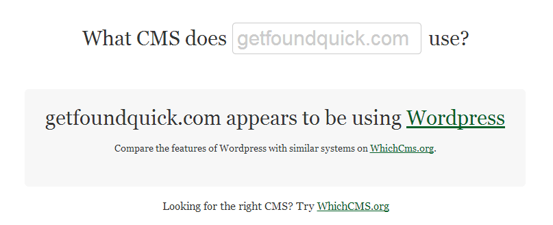 CMS FAQ blog
