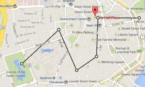 google map example blog