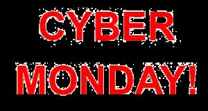 Cyber Monday!