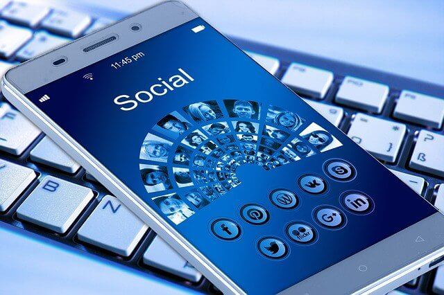 Stay up to date with social media trends
