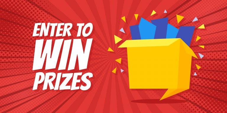 enter to win prizes