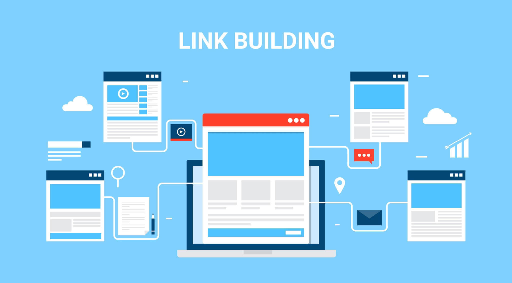 6 easy steps to a successful link building strategy