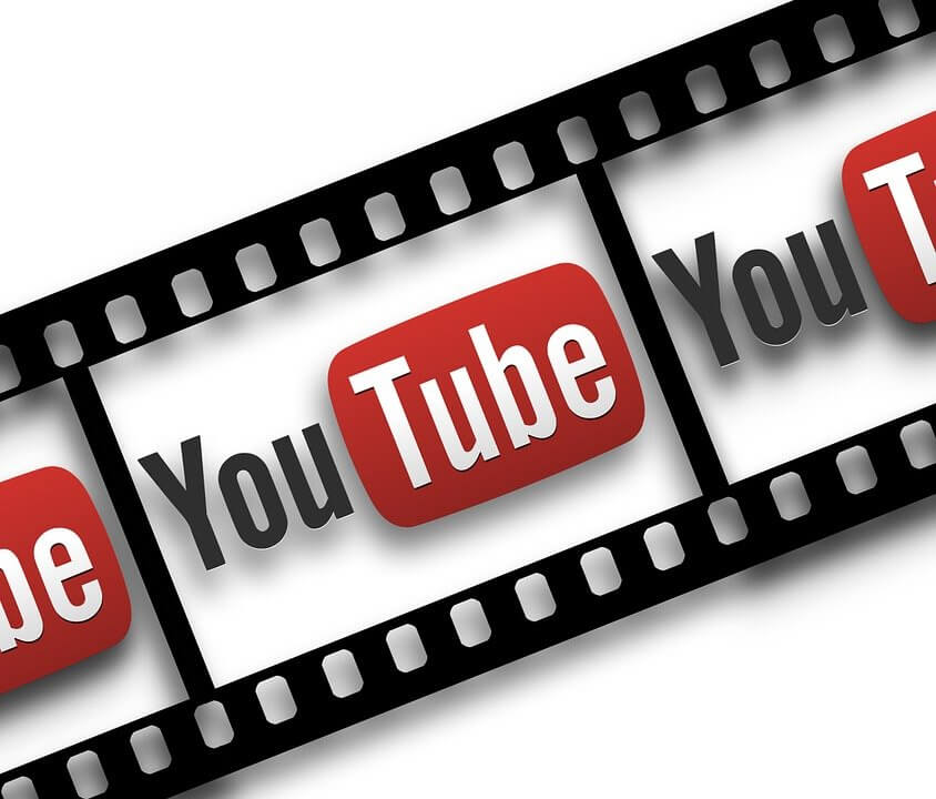 YouTube video reel graphic