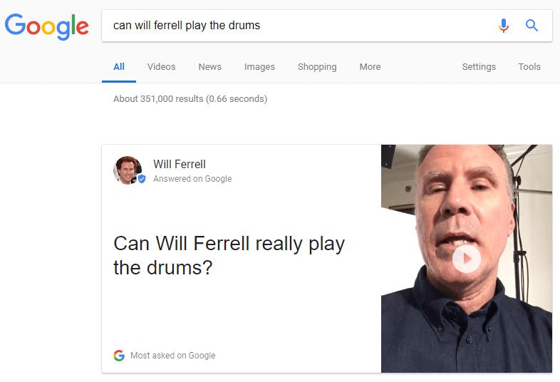 cameo app google search