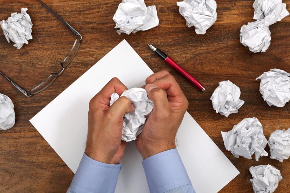 tackling writers block