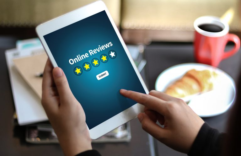 reviews on tablet