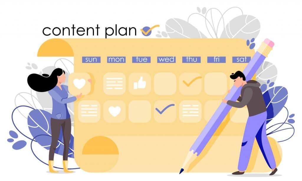 2019 content calendar tips