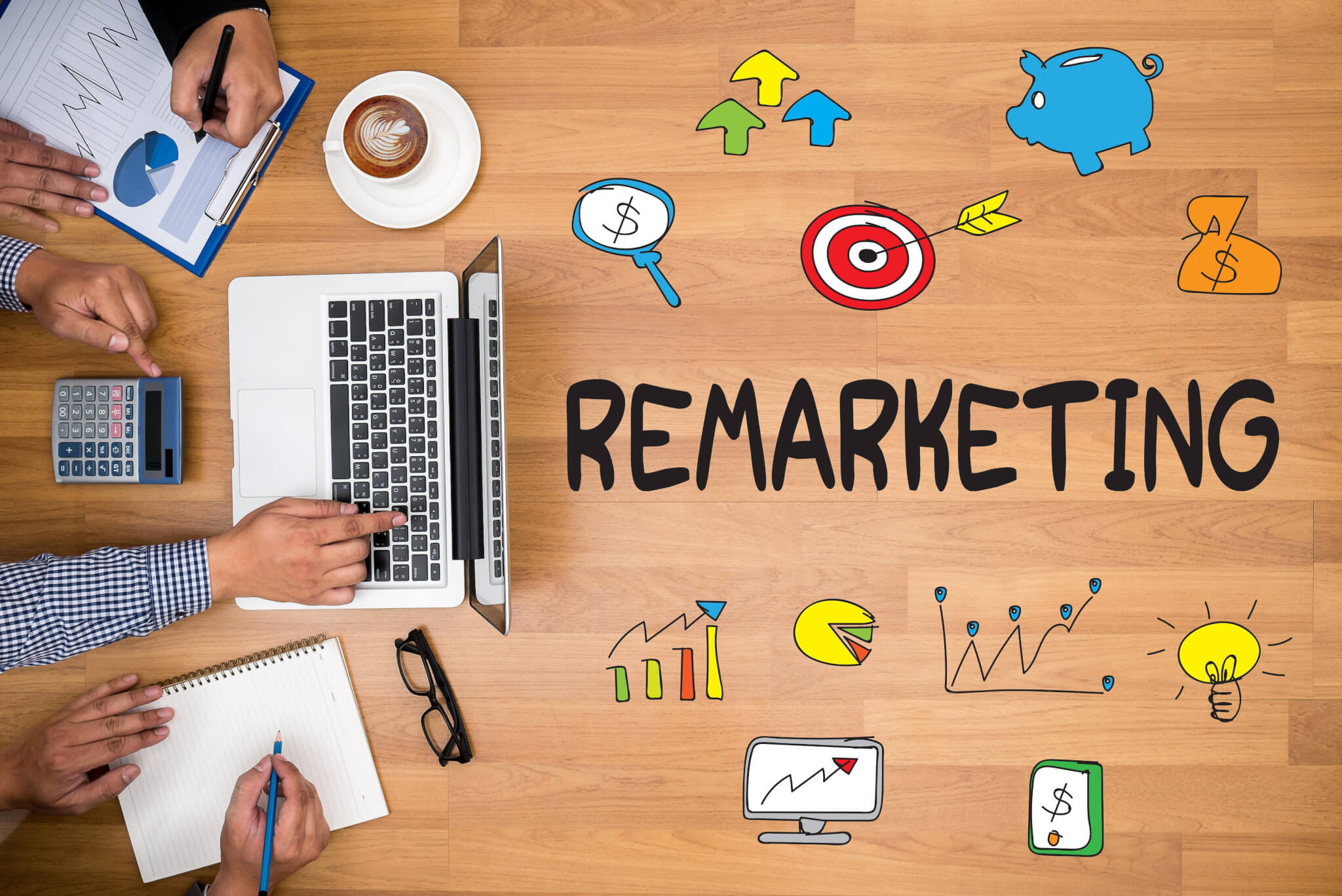 Google remarketing is a form of online advertising that targets consumers based on their previous online actions. This tactic allows you to strategically position your ads in front of those who have previously visited your website.