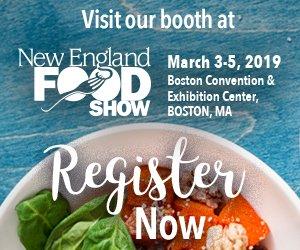 2019 New England Food Show
