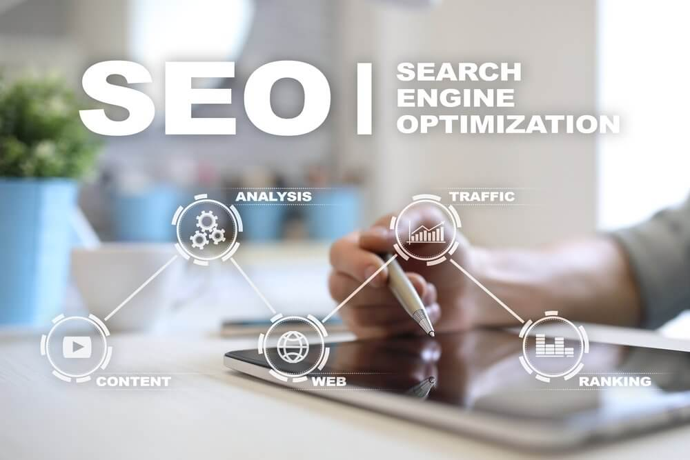 graphic about SEO
