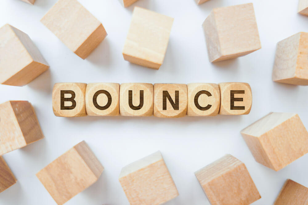 bounce letters