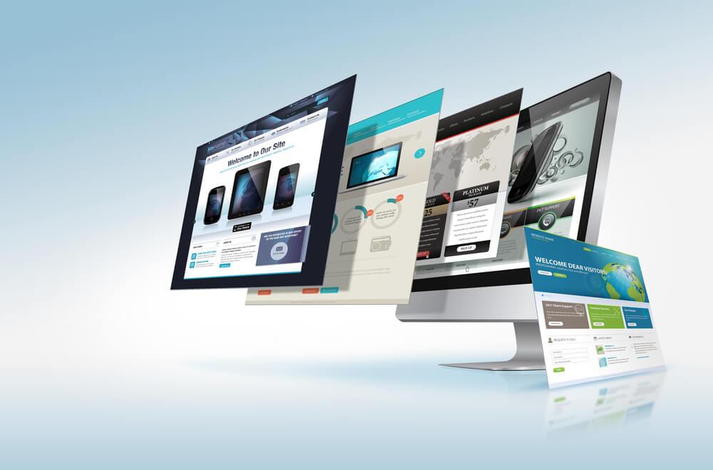 Web Page Hierarchy