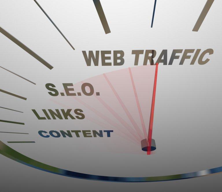Social content & driving traffic