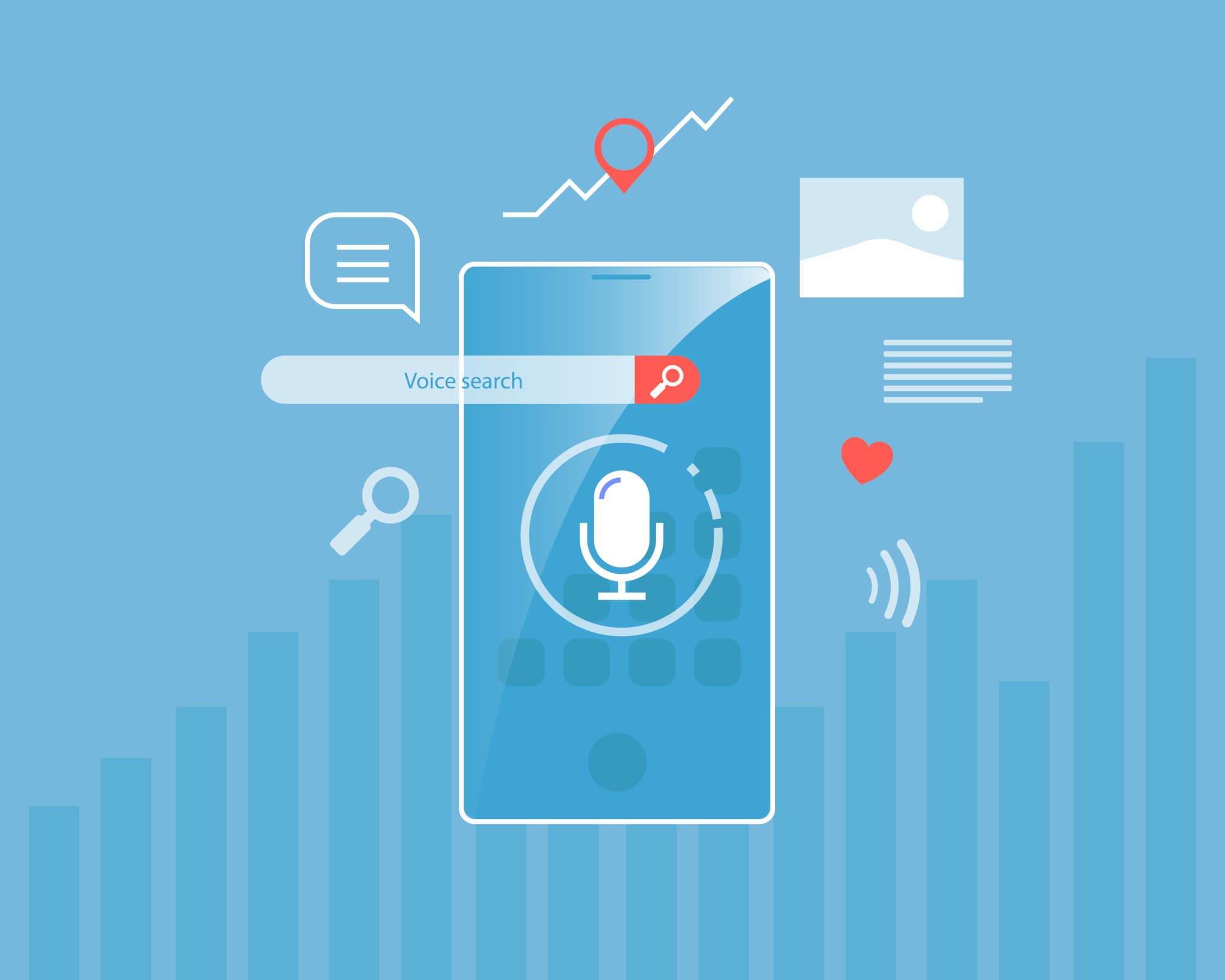 Voice Search Study: 80% of Voice Search Answer Are from Top 3 Organic Results