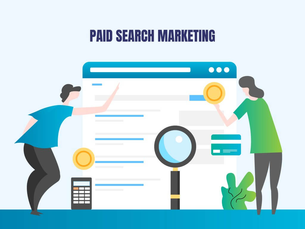 Paid Search Marketing