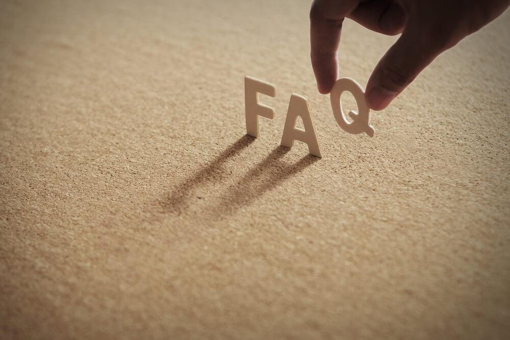 FAQ strategy
