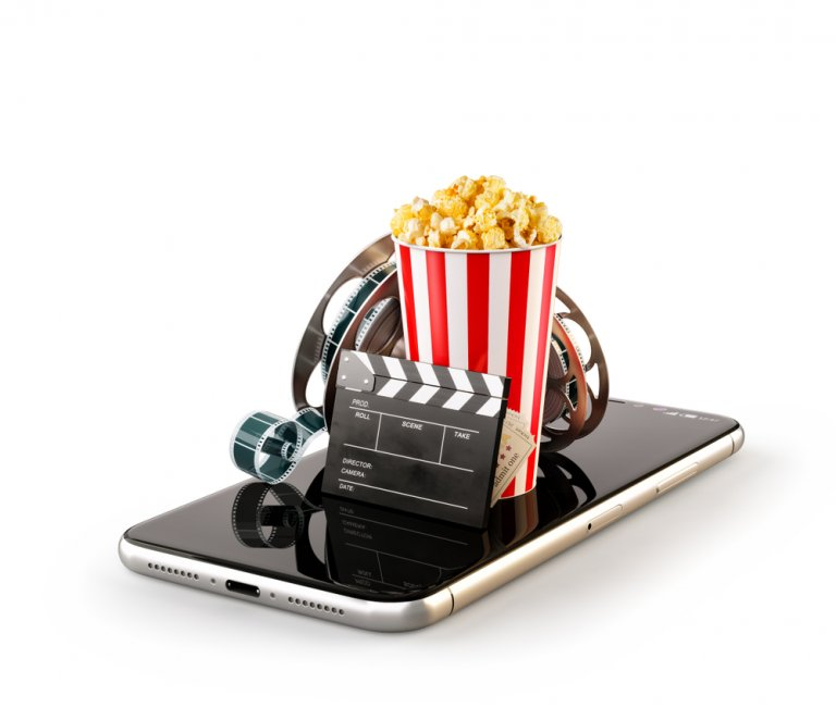 discovering movie and tv shows