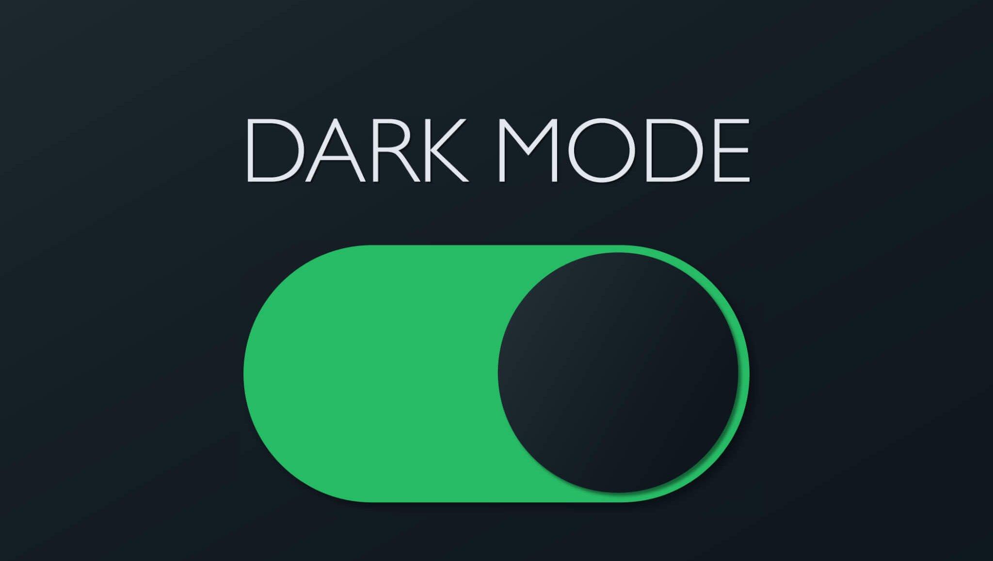 Dark Mode: SEO Edition   Boston Web Marketing