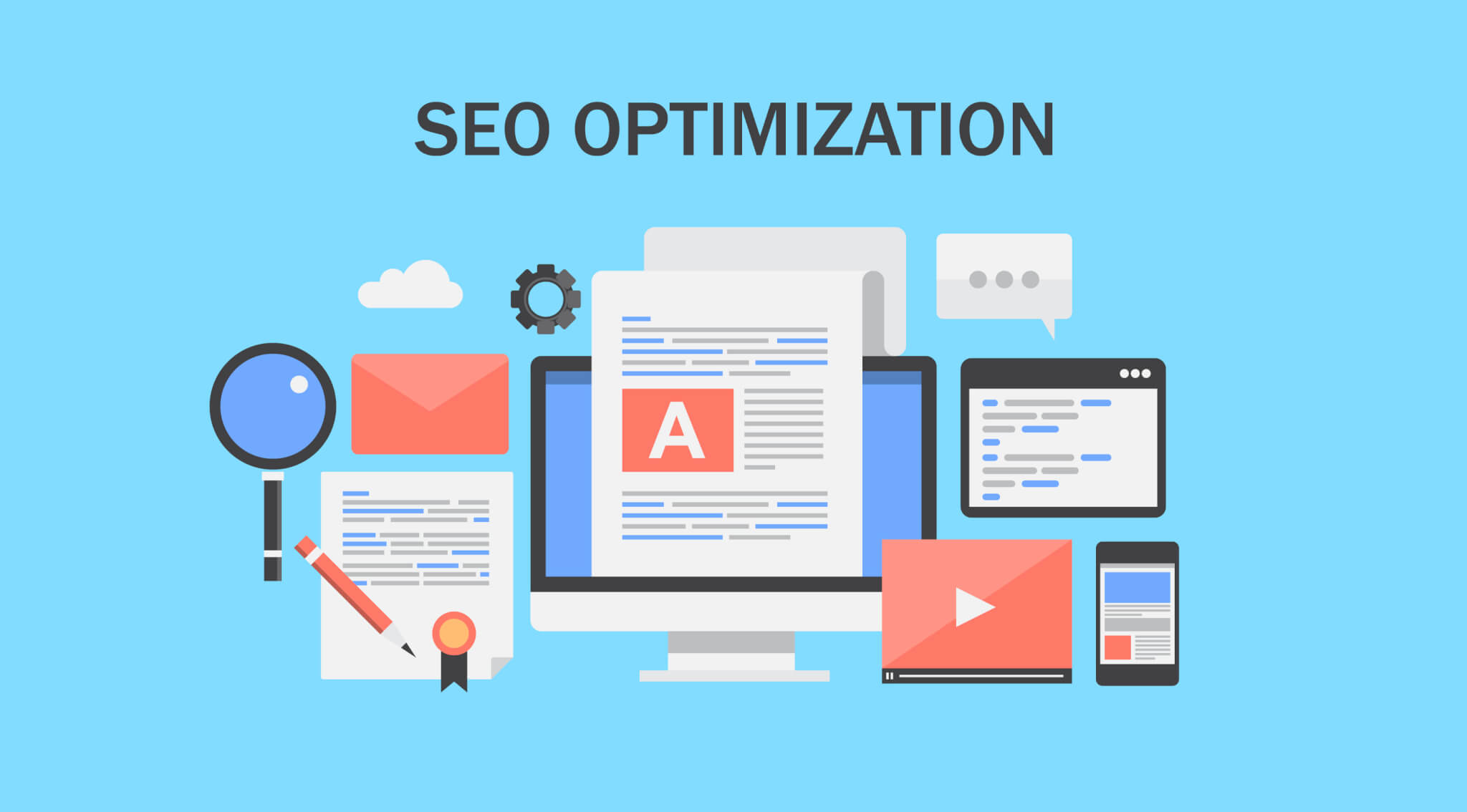 different aspects of search engine optimization