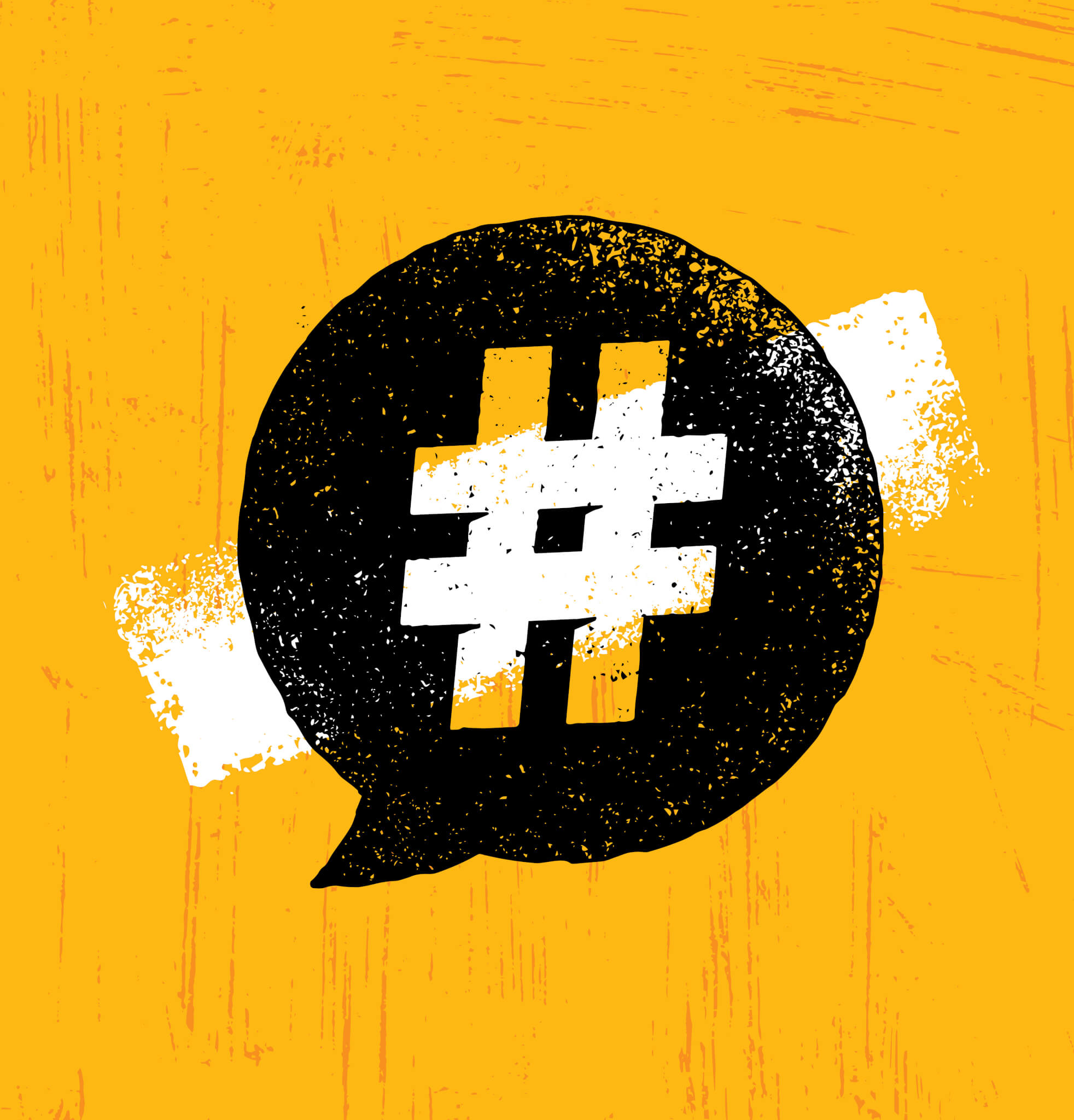the importance of hashtags
