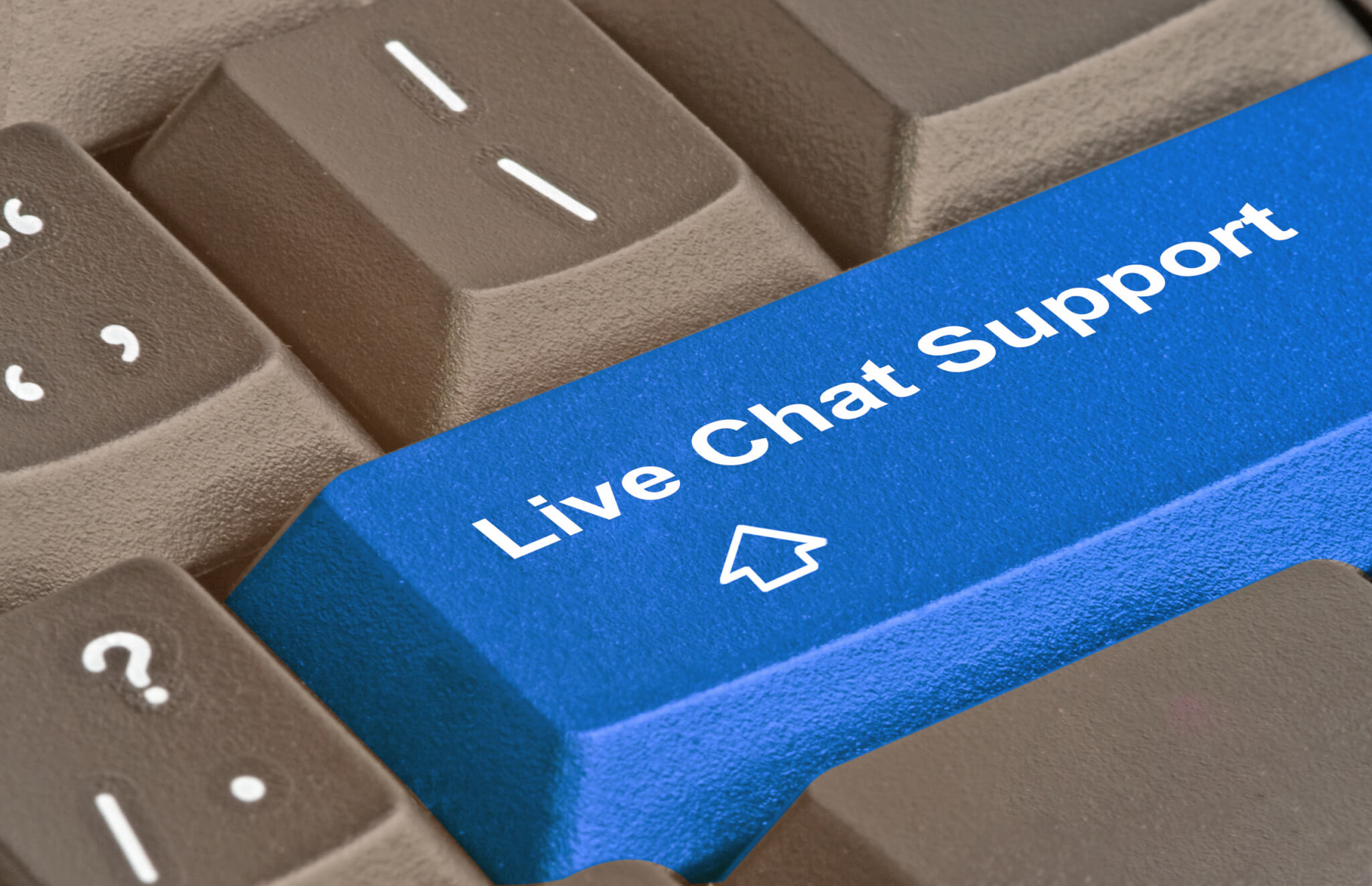 live chat tech support