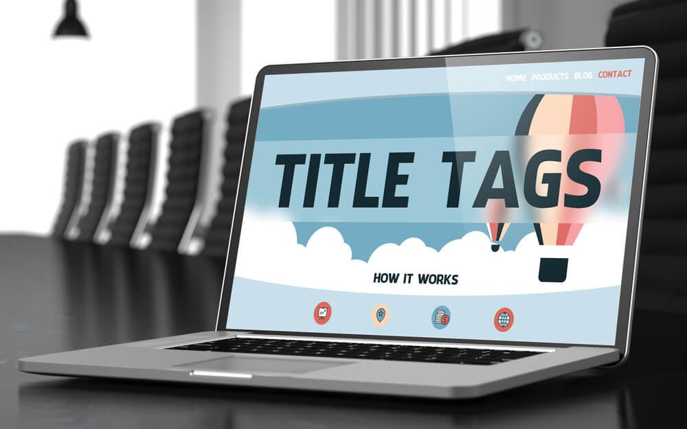 meta title tags