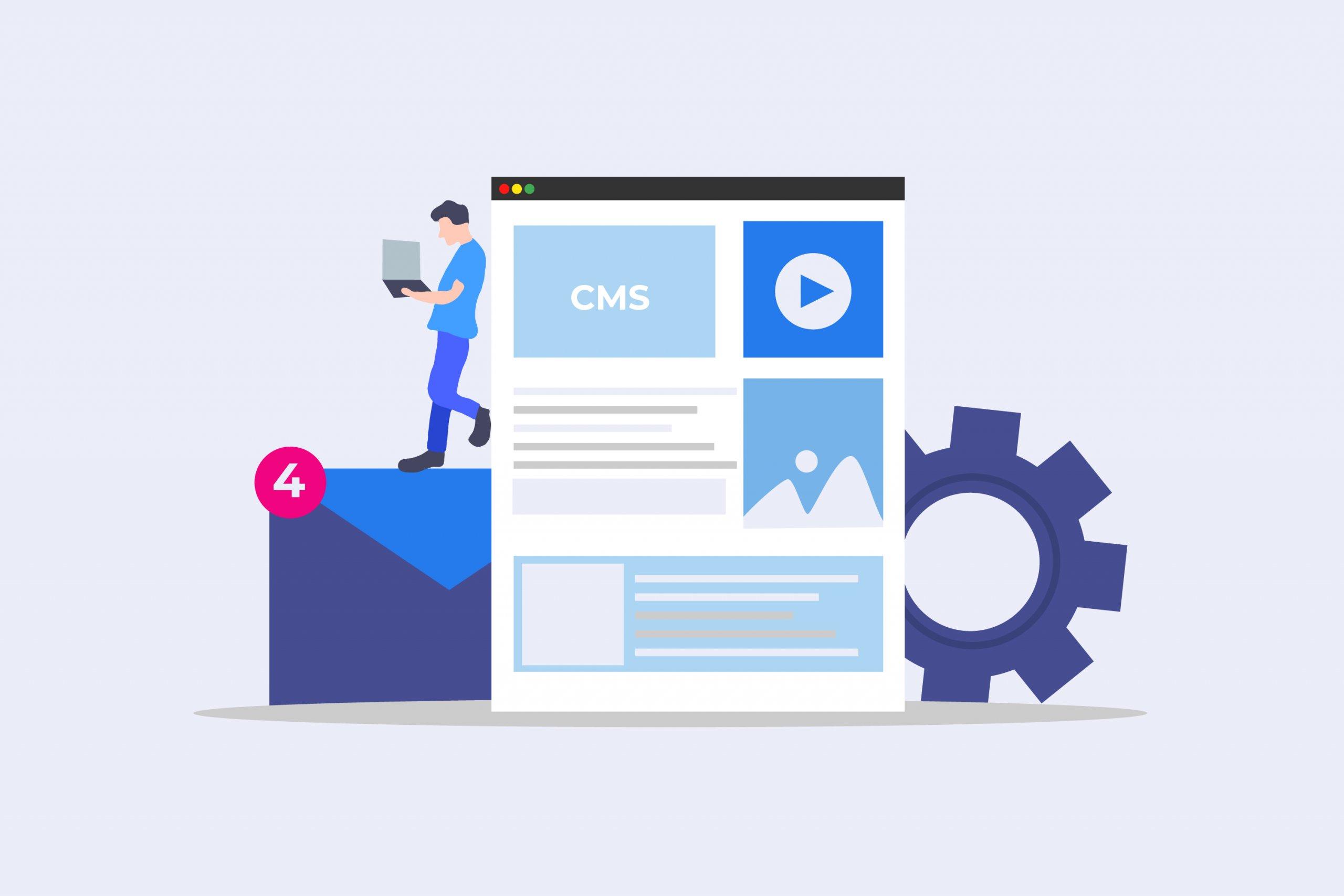 Wordpress CMS integration