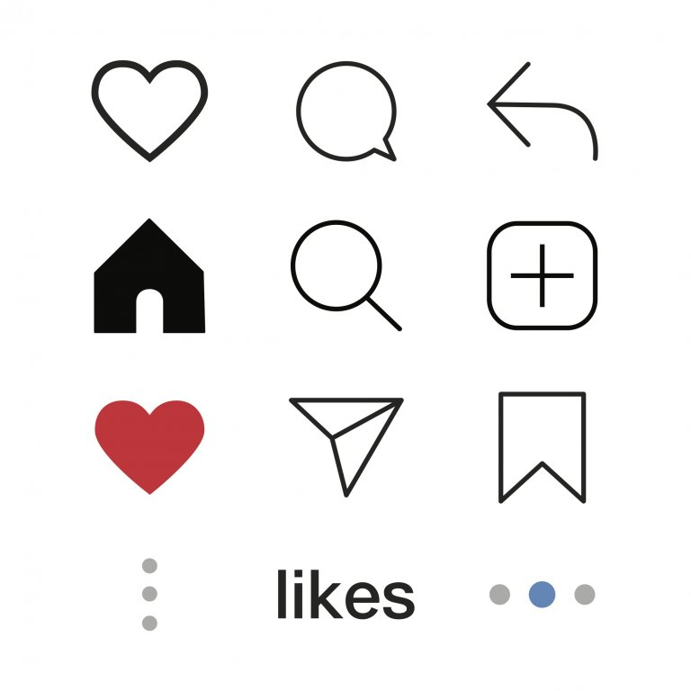 Instagram labels