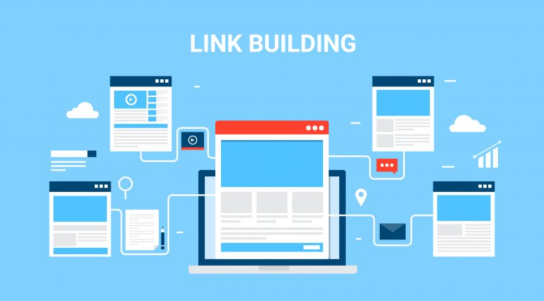 Link Building Computers