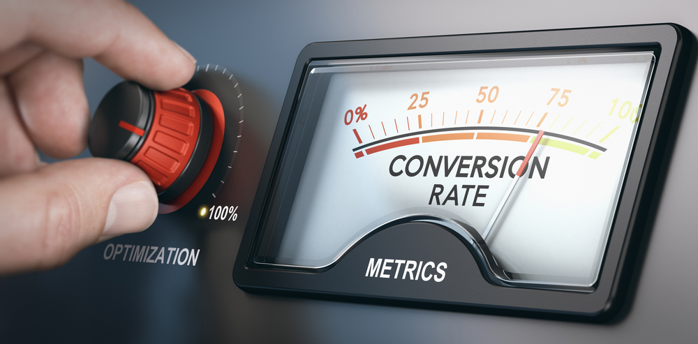 Optimizing Conversion Rate