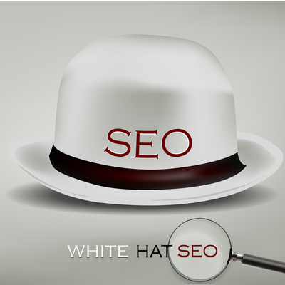 A white hat for white hat SEO