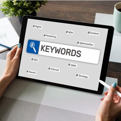Keyword ranking on Search Engine