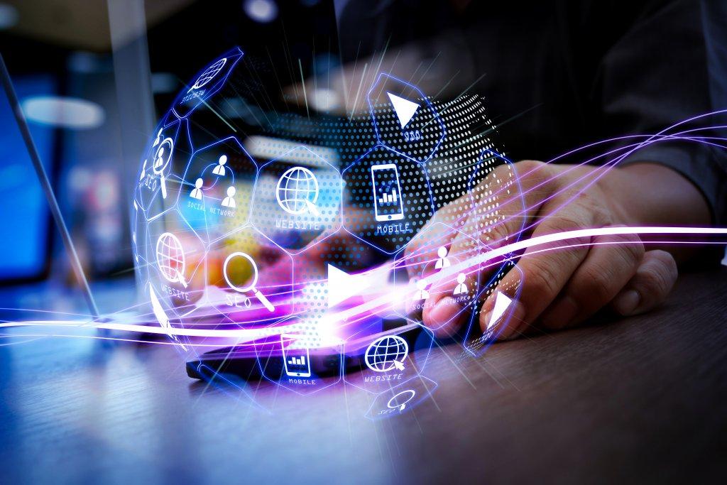 Digital media world